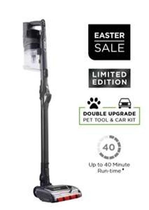 *Save over £100* Shark Anti Hair Wrap Cordless Vacuum Cleaner, Limited Edition