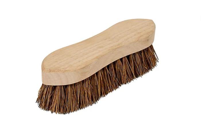 Verve Natural Fibre Scrubbing Brush, (W)60mm
