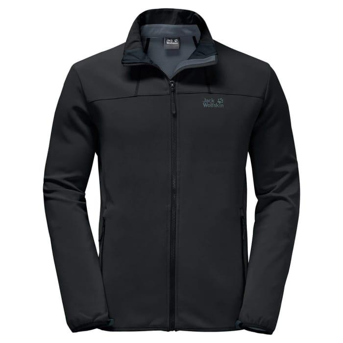 Jack Wolfskin Element Altis Mens Softshell Waterproof Jacket