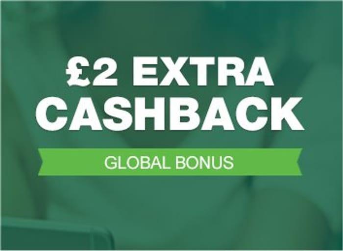 £2 Bonus Cashback on £5 Spend or More at TopCashback