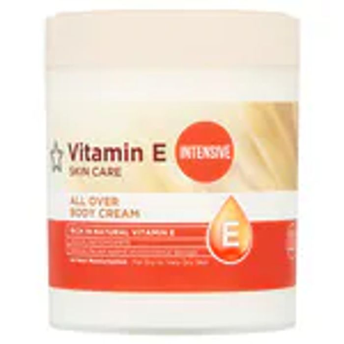 Save 1/3 and Buy 1 Get 2nd 1/2 Price on Selected Superdrug Vitamin E Skin Care