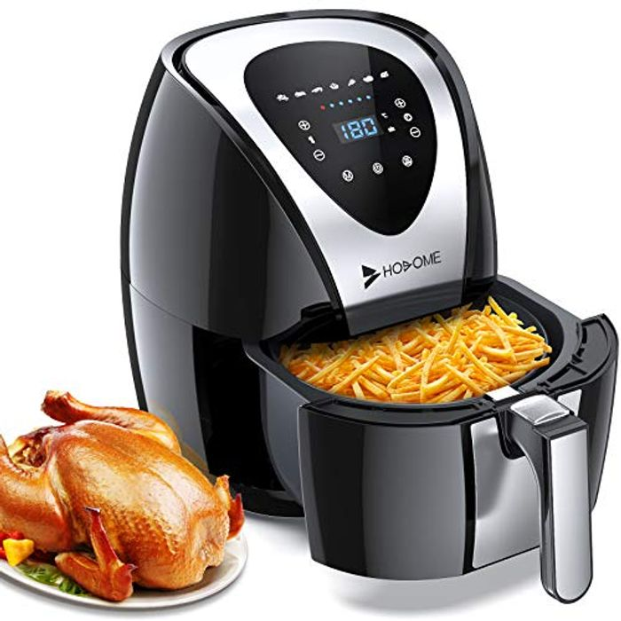 Airfryer for Home Use 4.5L Healthy and Oil-Free Cooking