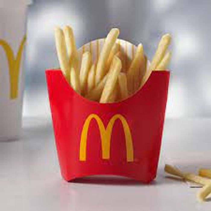 Today Only - McDonald's Medium Fries 59p via App