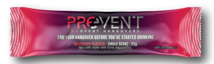 Free Sachet of Hangover Formula