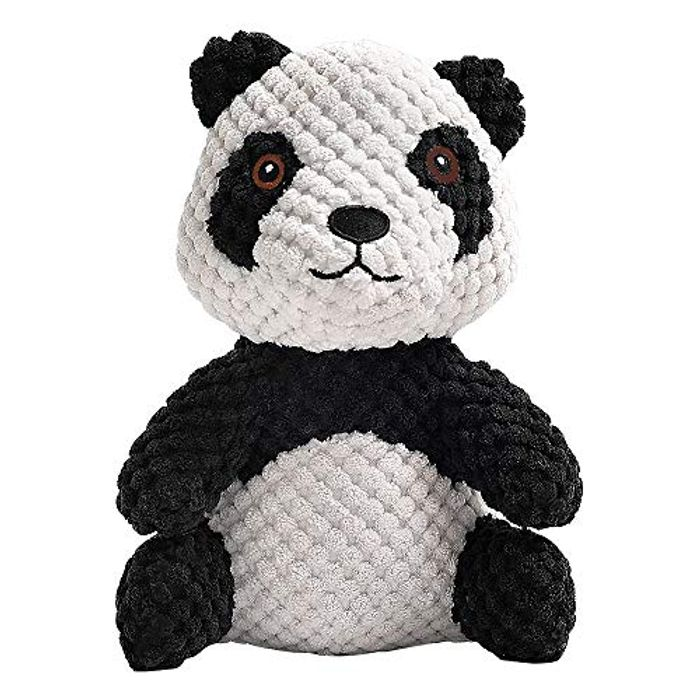 Squeaky Panda Dog Toy Only £7.65 (Prime Delivery)