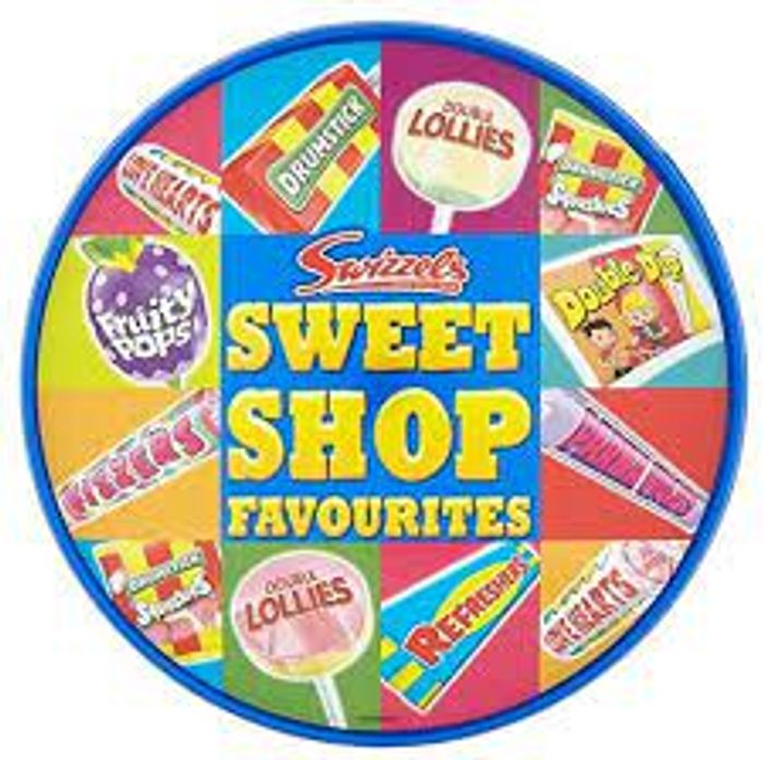Swizzels Sweet Shop Favourites Tub 750g
