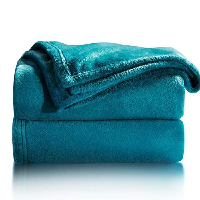 Fleece Throw Blanket Single £4.99 Double £7.99