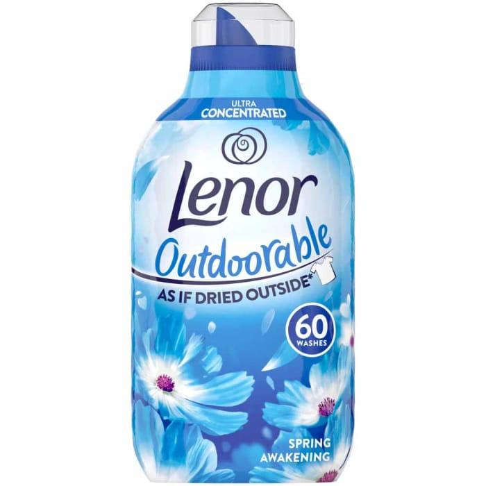 Lenor Outdoorable Fabric Conditioner Spring Awakening 840ml