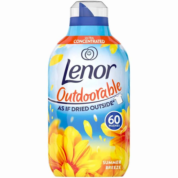 Lenor Outdoorable Fabric Condtioner Summer Breeze 840ml ( 60 Washes )