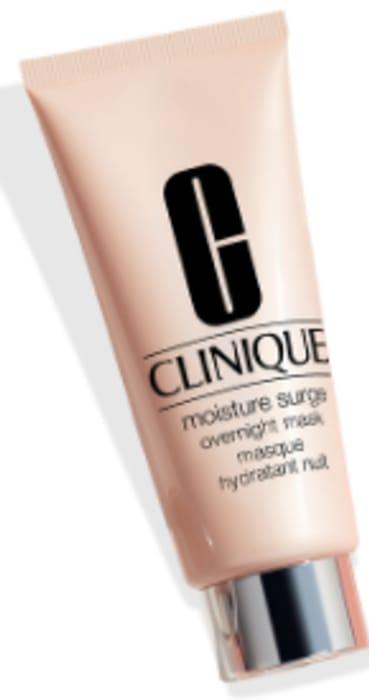 Free Full-Size Moisture Surge Overnight Moisturizing Mask When You Spend £55+