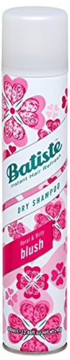 CHEAP! Dry Shampoo Blush - Floral & Flirty Fragrance - No Rinse - 400 Ml