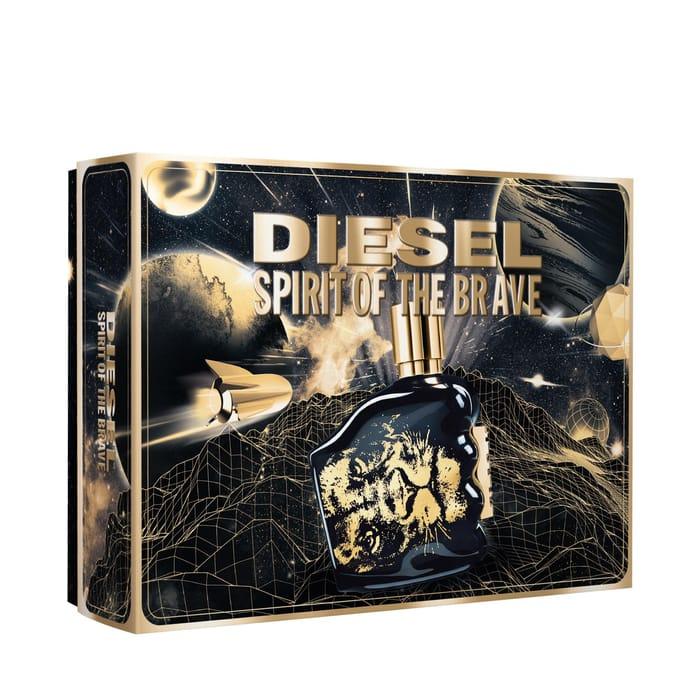 Diesel - 'Spirit of the Brave' Eau De Toilette Gift Set