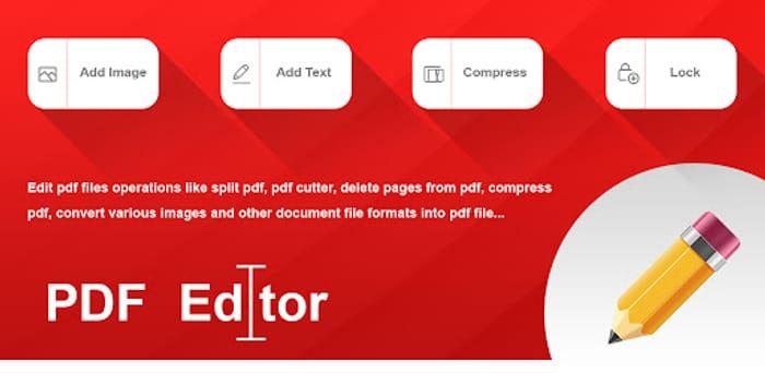 PDF Editor Pro - Create PDF, Edit PDF & Sign PDF Was £6.49 Temp Free
