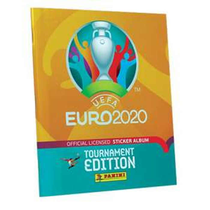 Free Euro 2020 Sticker Album from Panini / FA including Free Delivery Was £4