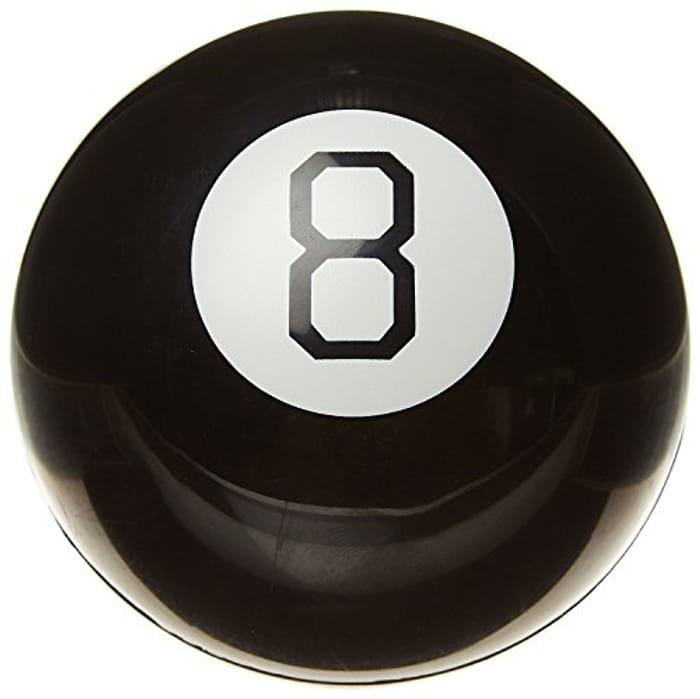 Retro Mystic 8 Ball