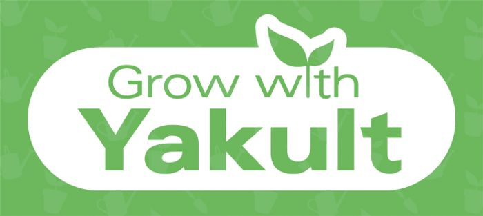 FREE Grow with Yakult Seed Pack
