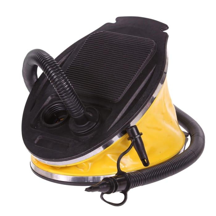 Regatta - Black Foot Pump
