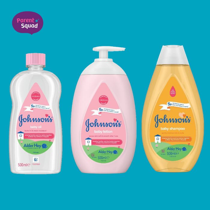 Free JOHNSON'S Baby Products