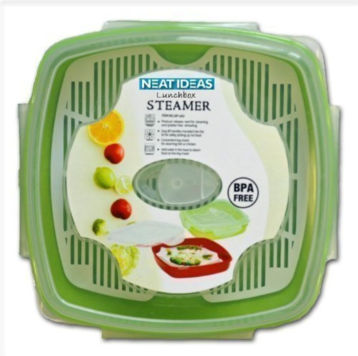 Neat Ideas Munch Box - Steamer, Storage Container - Only £2.99!