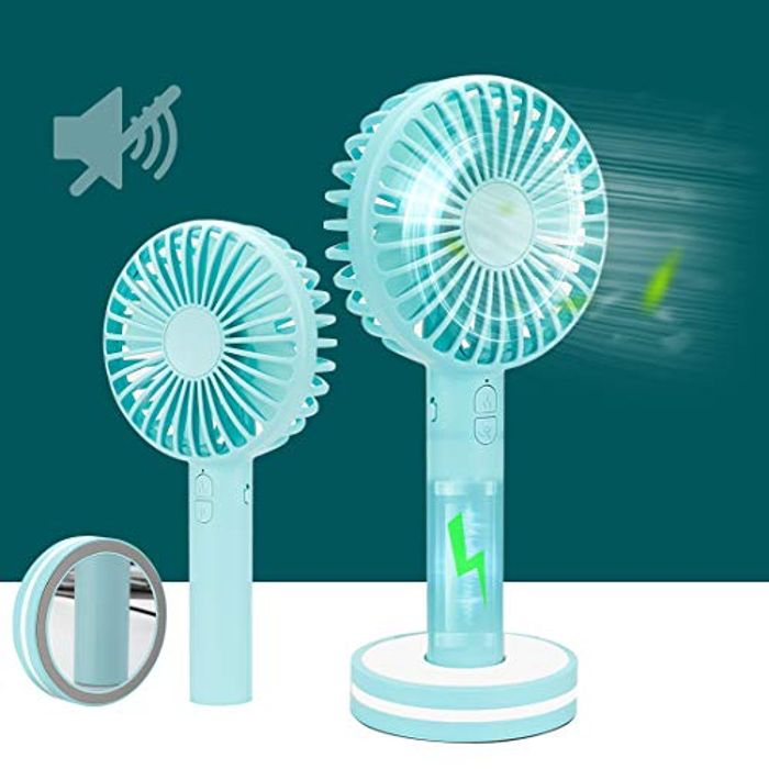 USB Powered Mini Electric Desk Fan