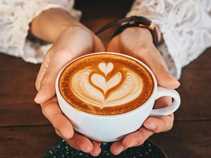 Claim a Free Cup Of Coffee