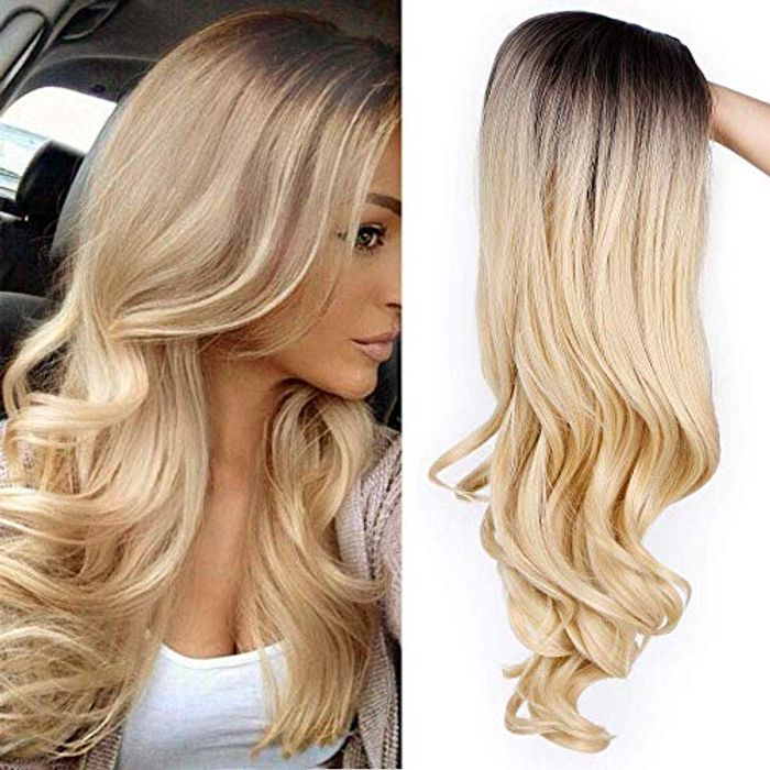 Fashion Ombre Blonde Wigs for Women - Only £10!