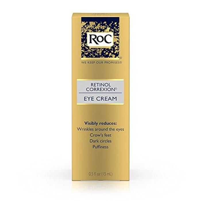 Save 15% on RoC Retinol Correxion Eye Cream 0.5 Oz (Pack of 2)