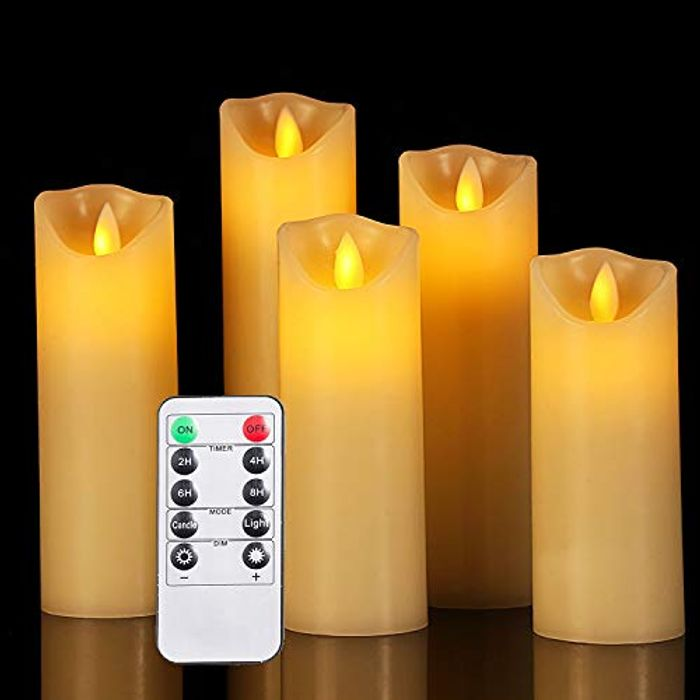 DEAL STACK - OSHINE LED Flameless Candles + 10% Coupon