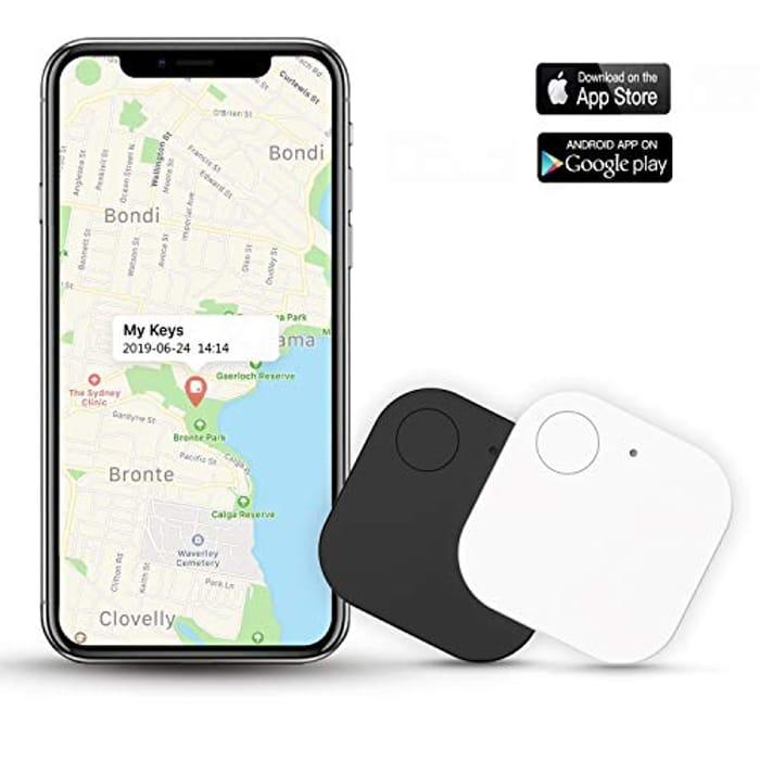 LIGHTNING DEAL - 2Pcs Kimfly Item Finders Phone Finders Wallet Finder