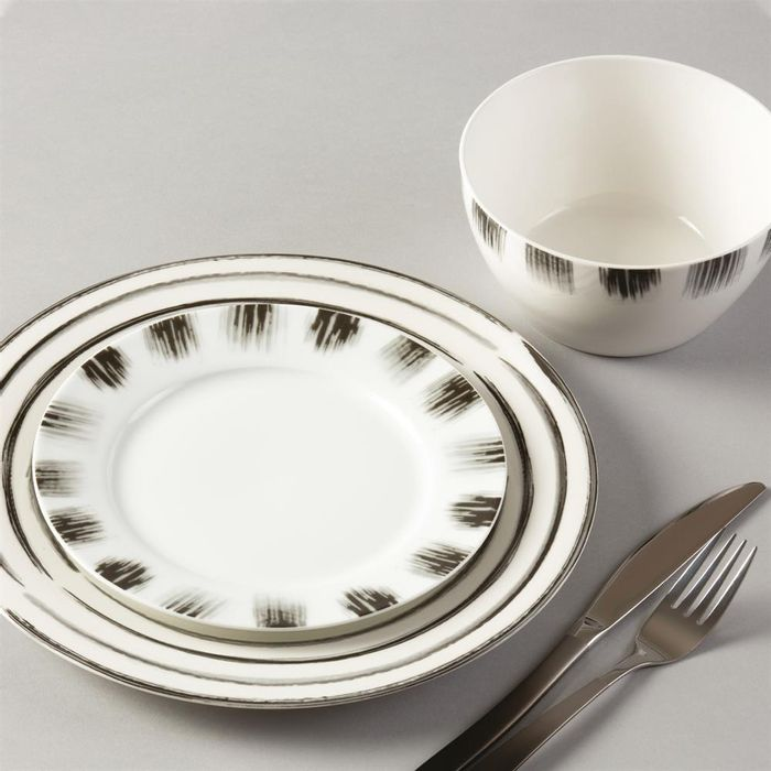 Cheap Carnaby Shoreditch 12 Piece Dinner Set: Porcelain - Save £19.01!