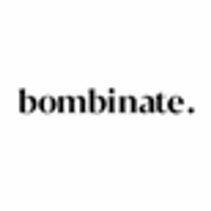 £20 off First Orders over £200 at Bombinate