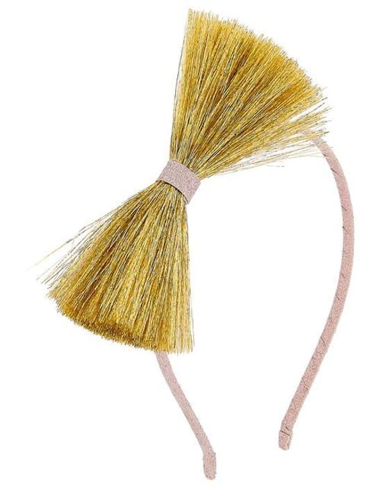 Tassel Bow Headband