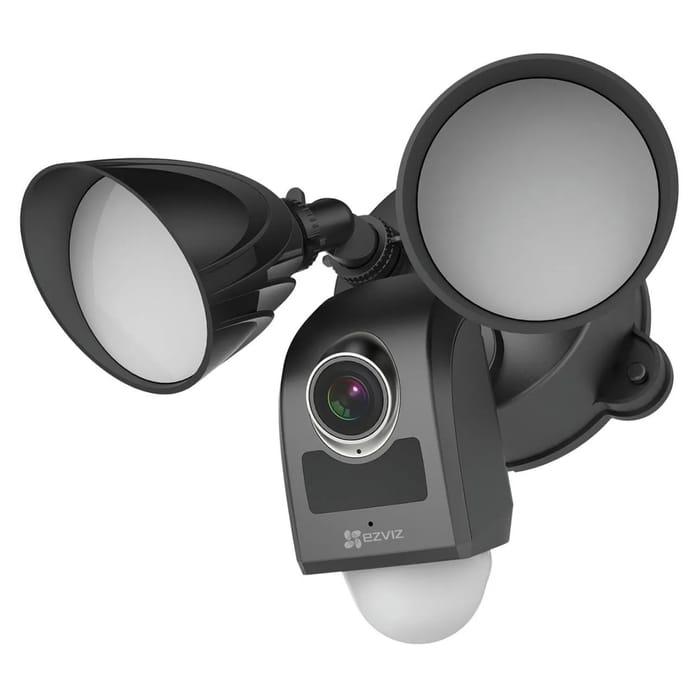 EZVIZ Full HD WiFi Outdoor Floodlight Camera - Black £144.99 with Code