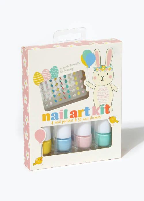 Kids Easter Nail Art Kit