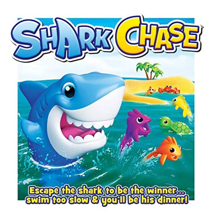 Shark Chase,
