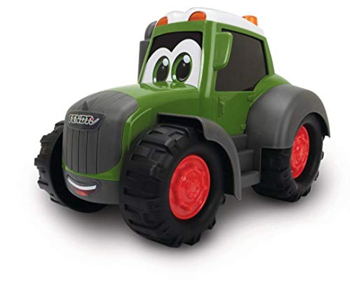Dickie Toys Happy Toy Tractor