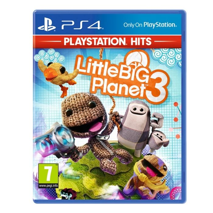 Little Big Planet 3 PS4 - Only £7.99!