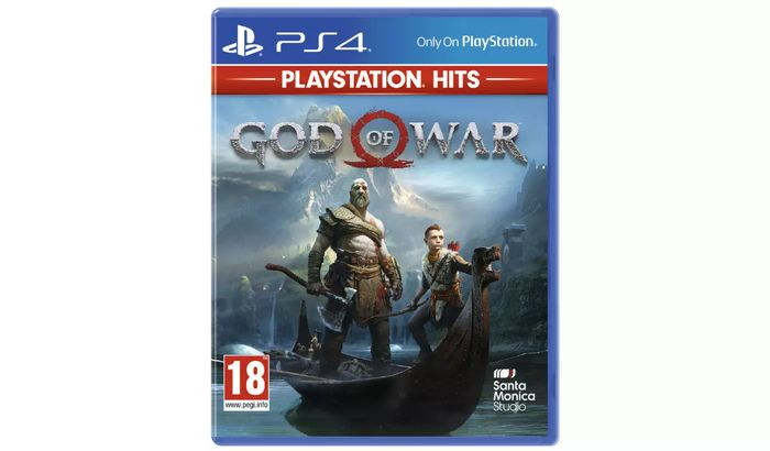 God of War PS4 Hits Game - Only £7.99!