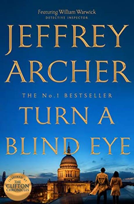 Turn a Blind Eye (William Warwick Novels) Hardcover