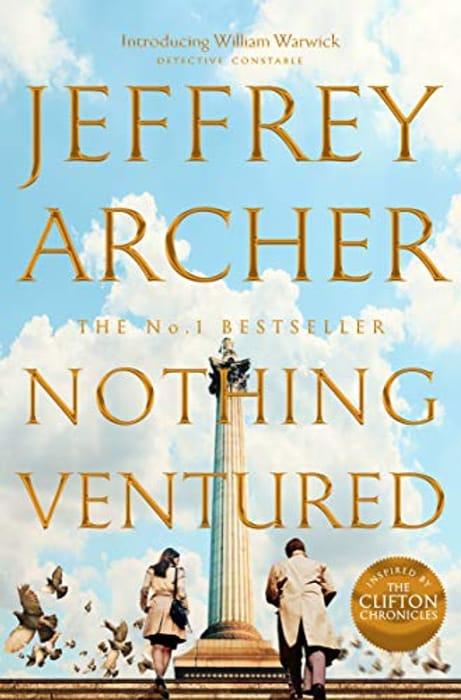 Nothing Ventured Hardcover - Jeffrey Archer
