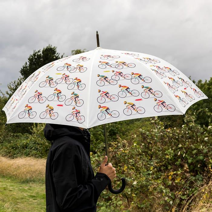 Le Bicycle Umbrella