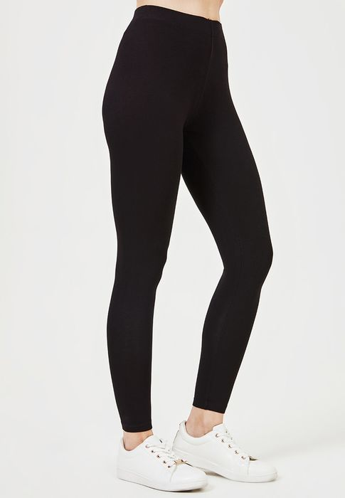 Womens Black Legging