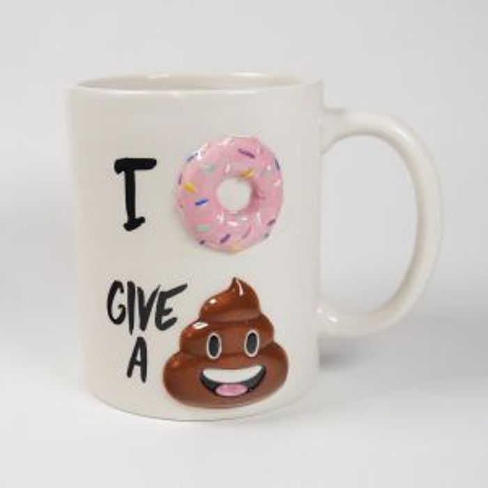 Fab Doghnut Give a *$*$* Mug