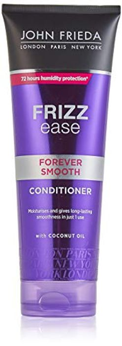 John Frieda Frizz Ease Forever Smooth Conditioner with Coconut Oil 250ml