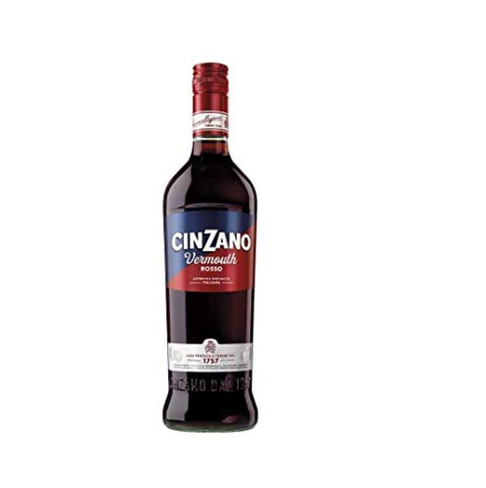 Cinzano Classico Rosso 75 Cl, 15% ABV - Italian Vermouth Aperitif