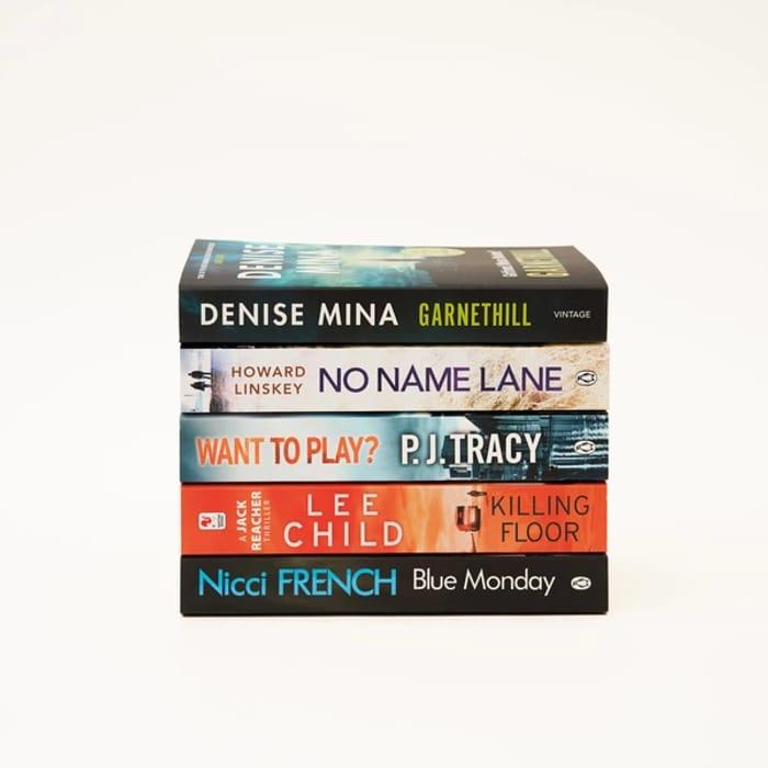 Amateur Detective Bundle 5 Books for £20