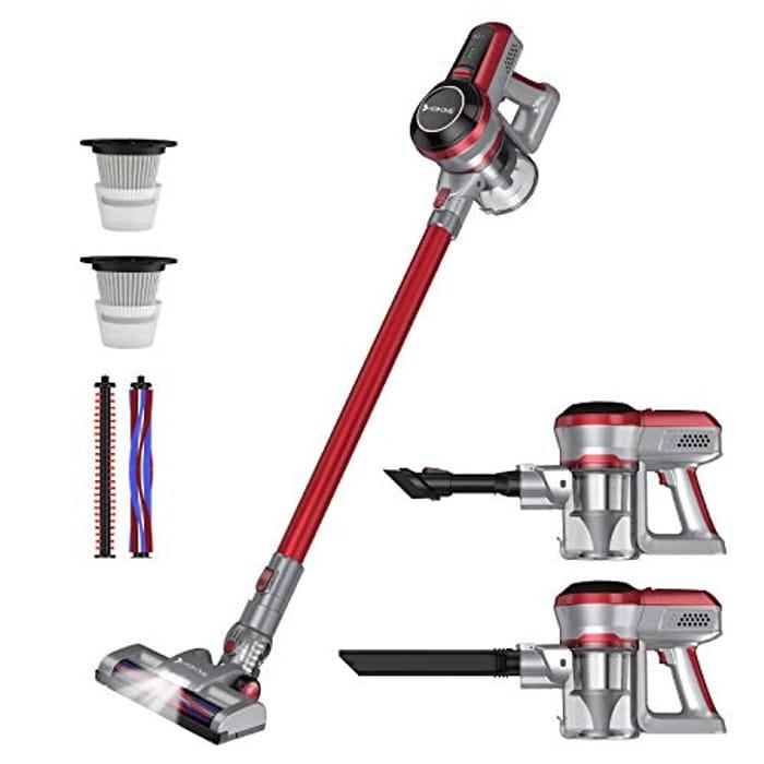 Cordless Vacuum Cleaner 4 in 1