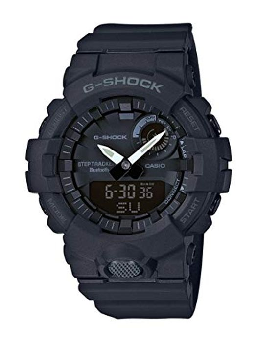 CASIO G-Shock Bluetooth Step Tracker Watch GBA-800-1AER