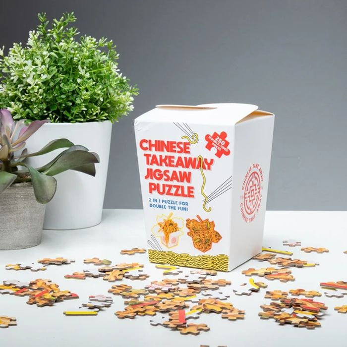 Chinese Takeaway Jigsaw Puzzle