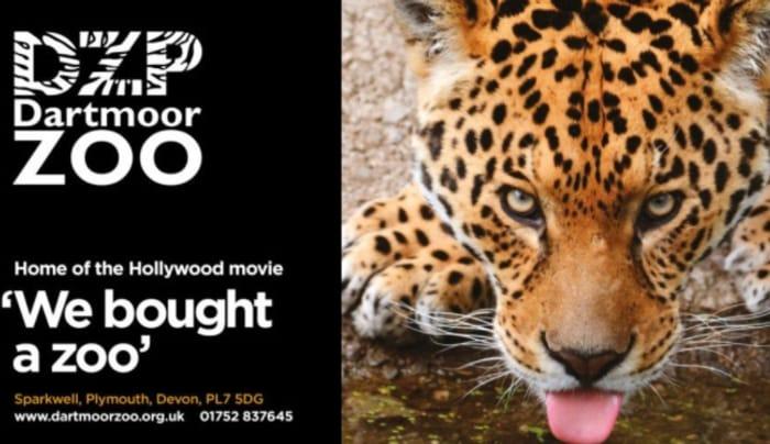 Get 35% Off Dartmoor Zoo